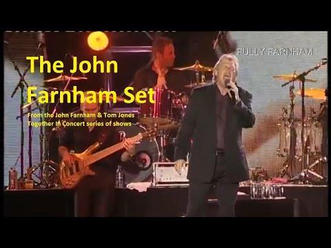 John Farnham - Set - John Farnham & Tom Jones Together In Concert