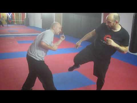 Rider Martial Arts 1 Minute Lesson #4