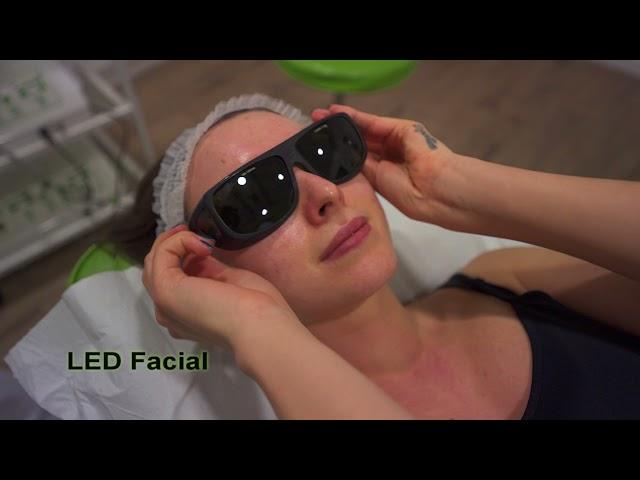 Tratamente faciale cu LED- Nomasvello