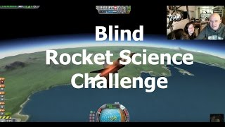 Blind Rocket Science Challenge