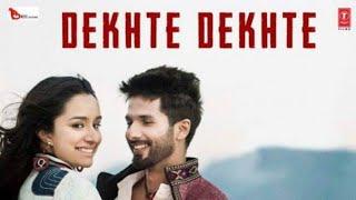 Dekhta Dekhta.......By Atif Aslam  ................ By music gone wild