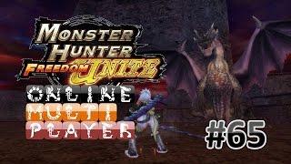 Monster Hunter Freedom Unite Online MP #65 | Shen Gaoren [Low Rank]