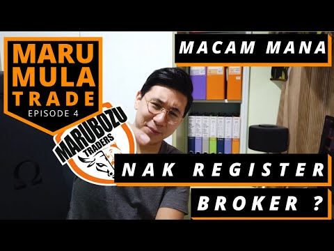 EP 4 : CONTOH REGISTRATION BROKER