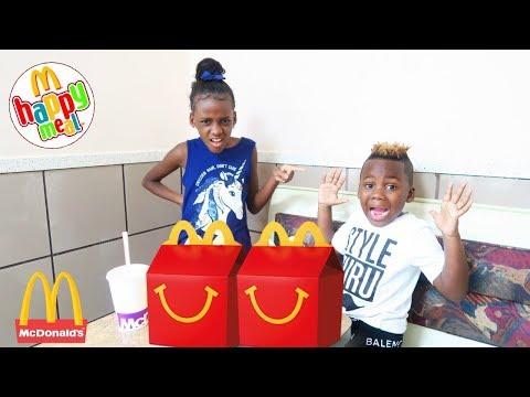 Dj No Eating McDonalds- Johny Johny Yes Papa Nursery Rhymes For Kids