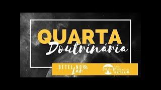 Salmos - doutrina e devoção - Salmo 15 - Sem.  José Cláudio T. de O. Júnior #BetelnoLar