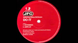 JFC Featuring Althea McQueen - Do It (Extended)