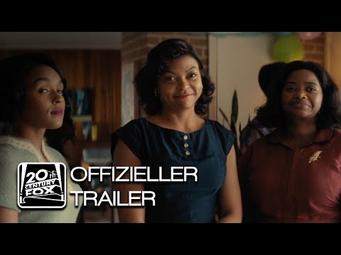 Hidden Figures - Unerkannte Heldinnen | Offizieller Trailer #1 | Deutsch HD German