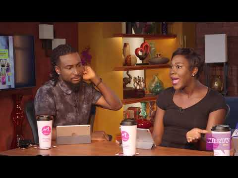 The ABS Show - Mr Eazi, El & Bisa Kdei abstinence, Miss South Africa ( Demi ),