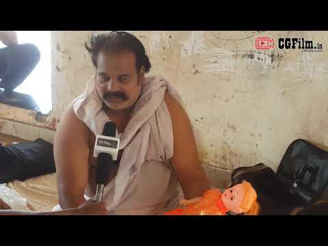 Interview with Cg Film Actor Dharmendra Soni Film In Rang Rangile