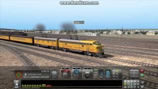 Train Simulator 2013 - A quick crash with EMD F7
