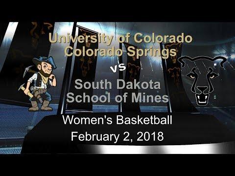 UCCS Basketball Women vs. South Dakota School of Mines