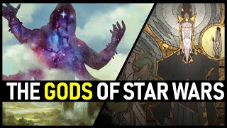 The GODS of STAR WARS explained: The Celestials, the Ones (...and the Man who saw them)