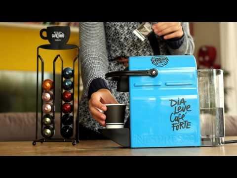 Como funciona a Máquina de Café Nespresso customizada ...