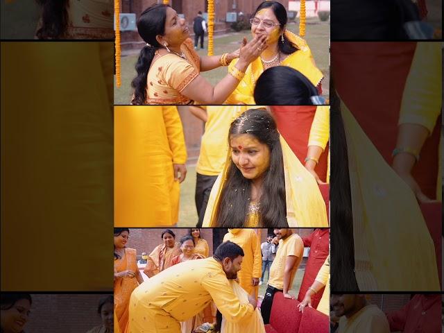 Wedding Haldi Video ( Shalu & Rakesh) MOH - MEMORIES OF HAPPINESS PATNA
