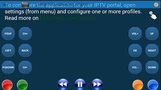 Kiwistream STB Emulator Setup