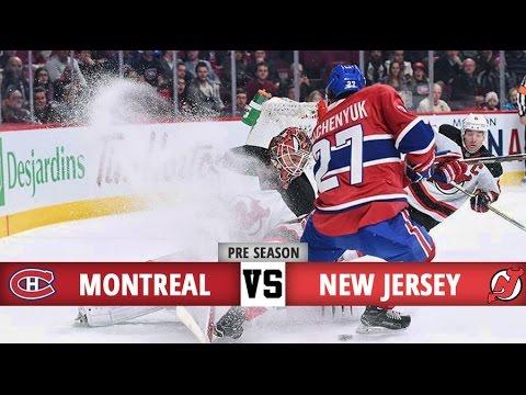 montreal new jersey hockey