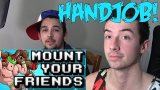 Getting a Handjob in-game (ft. Todd)