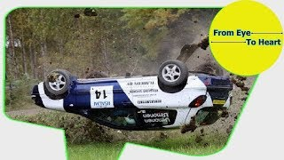 Car Crash and Slip , Slide Rain and Winter Weather Compilation OCTOBER 2017 (1210) HD