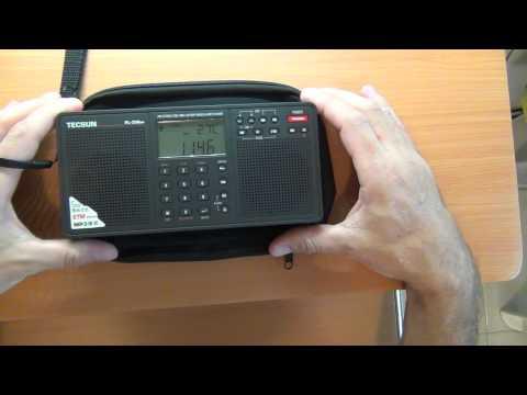 Consumer Radio - HAM / Amateur Radio  - Antennas: Tecsun PL-398MP FM / SW Radio