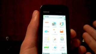 Настройка Internet-GPRS на смартфонах Nokia. Nokia 5530.(, 2009-11-11T07:36:53.000Z)