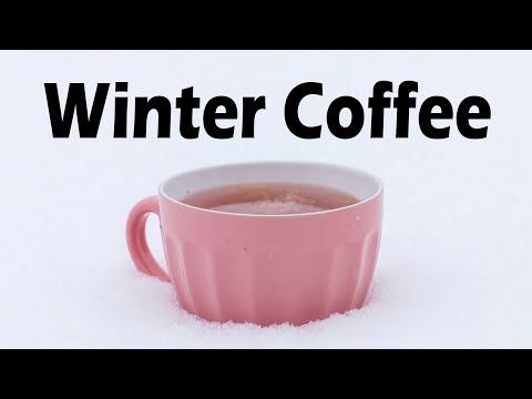 Winter Coffee Jazz - Lounge Jazz Music - Chill Out Instrumental Jazz Music