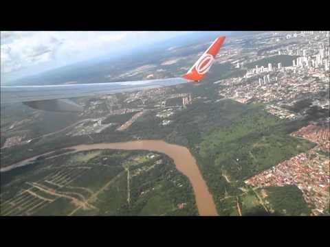 Decolagem de Cuiabá - Gol