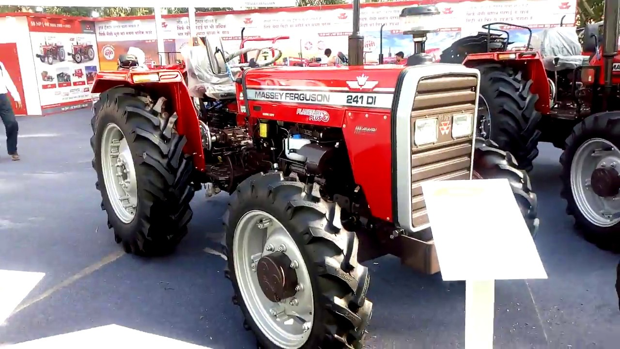 Massey ferguson 241 Di 4X4 tractor full feature & specification in hindi