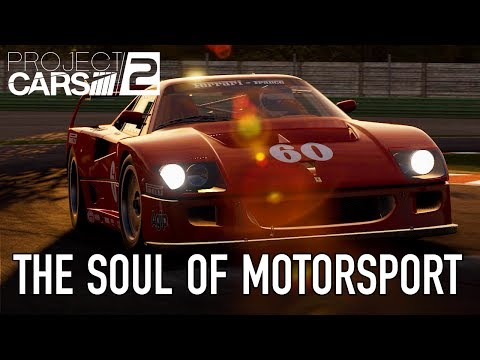 Project CARS 2 - PC/PS4/XB1 - The Soul of Motorsport (E3 trailer)
