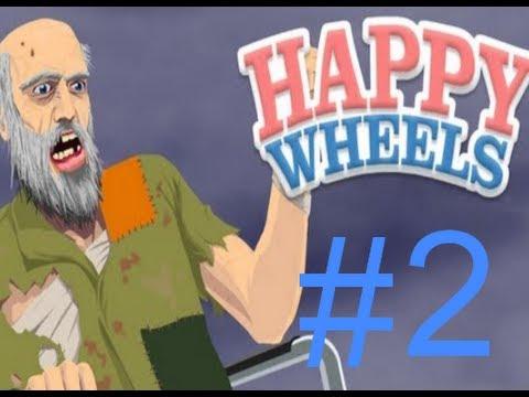 Happy Wheels Friaza Let S Play 2 I Am Tarzan Youtube