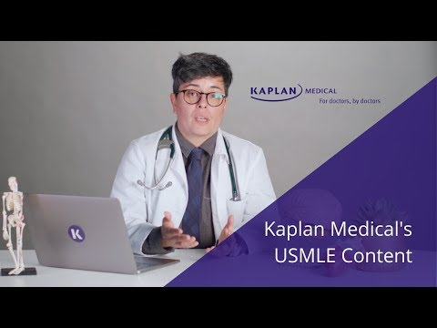 Kaplan Medical USMLE Content