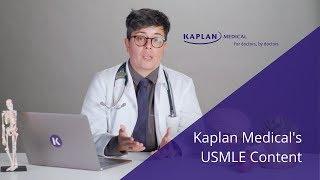 Kaplan Medical USMLE Content