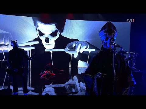 "Ghost - He Is  (Live ""Grammis 2016"")"