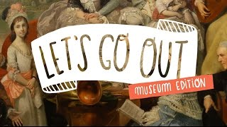 Let's go out! National Portrait Gallery ~ Frannerd