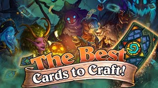 The Best Cards to Craft from the Witchwood. Is Hearthstone Still Impressive?