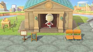 "A walk around a ""complete"" Museum in Animal Crossing: New Horizons"
