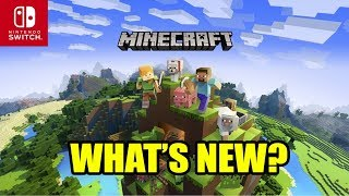 Minecraft Switch | What's New? (Better Together Update)
