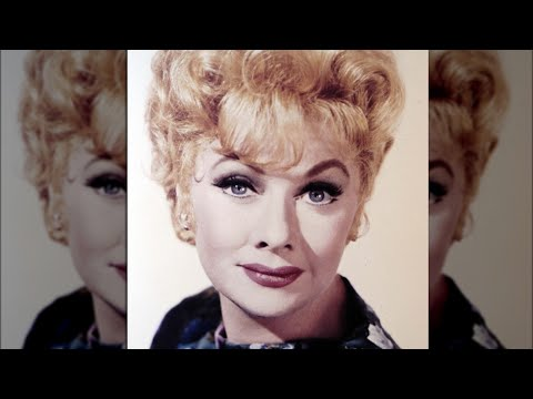 Tragic Things You Didn't Know About Lucille Ball