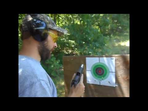 Ruger P97: First Shots