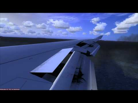 Solomon Islands Emergency Landing 747