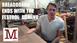 Breadboard Ends With Festool Domino 009