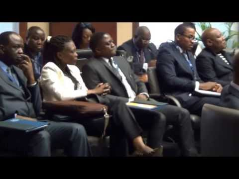 TABLE RONDE DIASPORA CONGOLAISE 2013