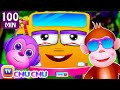 Five Little Monkeys Jumping On The Bed And Many More Popular Nursery Rhymes Collection By Chuchu Tv video
