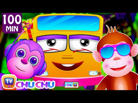 Thumbnail: Five Little Monkeys Jumping On The Bed and Many More Popular Nursery Rhymes Collection By ChuChu TV