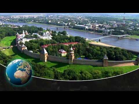 Novgorod The Great - One Of The Oldest Historic Cities In Russia