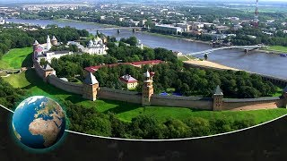 Novgorod the Great - One of the oldest historic ci...