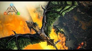 危険生物 ワイバーンの巣に潜入! - ARK Scorched Earth ゆっくり実況 #13