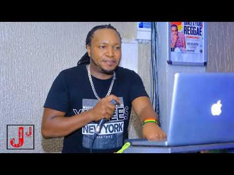 DJ BLING(GHETTO RADIO) - LIVE IN KITUI