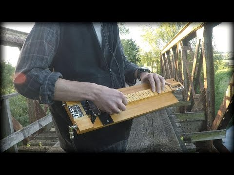 electric dulcimer field recording from Sweden