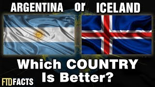 ARGENTINA or ICELAND - Which Country Is Better? | World Cup 2018
