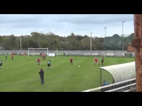Footballer scores amazing goal   Watch the video   Yahoo  Singapore